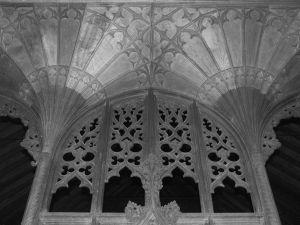 Interior of Church in Dedham, Essex