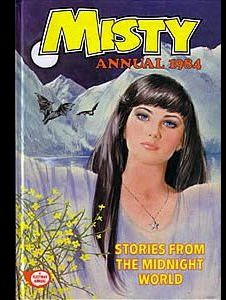 Misty Annual 1984