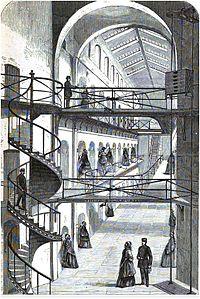 [Image] Clerkenwell Prison