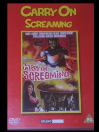 [Image] Carry on screaming dvd