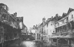 Jacobs Island - London Slum c1840