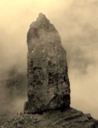The Old Man of Storr, image by Miss Jessel