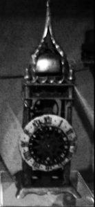 ebony clock 200