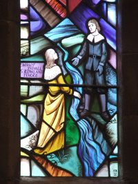 Emmott and Rowland meeting at Cuckold Delph