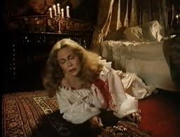 Faye Dunaway - the death of the Wicked Lady, from the Michale Winner film 1983