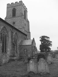 Felbrigg Church, resting place of the Windham family