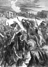 Boudica by John Cassell (Internet Archive) [Public domain], via Wikimedia Commons
