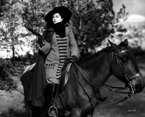 Margaret Lockwood as the Wicked Lady, 1945 Gainsborough Pictures