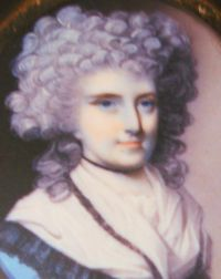 Mary Eleanor Bowes, by JC Dillman, 1800 copied from George Englehart (Bowes Museum)