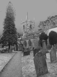 St Lawrence's Church Eyam