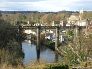 Bridge and mother shiptsons museum