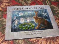 Luna Moon Hare by Wendy Andrews