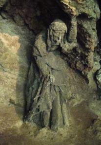 MotherShipton carving