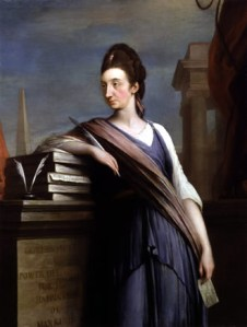 Catherine Macauley, c1775