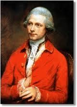 John Joseph Merlin, by Gainsborough, Public Domain via Wikipedia