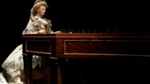 piano playing lady