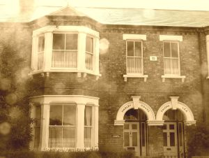 The Panacea Society, Albany Road, Bedford