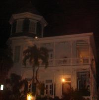 The Otto home, Key West, Florida.  Image source unknown.