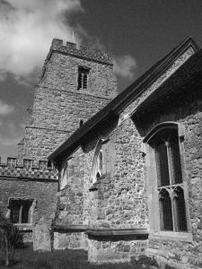 Canewdon Church BWN