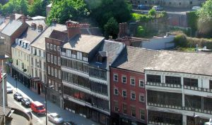 16 & 17C Buildings on Sandhill, Newcastle. Image by Lenora