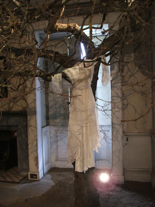 Dream Tree, Belsay Hall Exhibition, Northumberland