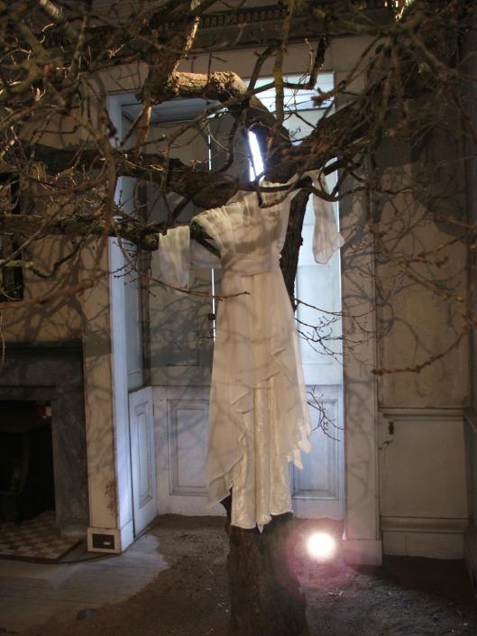 Dream Tree, Belsay Hall Exhibition, Northumberland
