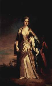 Lady Mary Wortley Montagu by Jonathan Richardson the Younger public domain , via Wikimedia