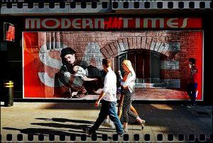 Modern Times, image,  Copyright Patrick Snape