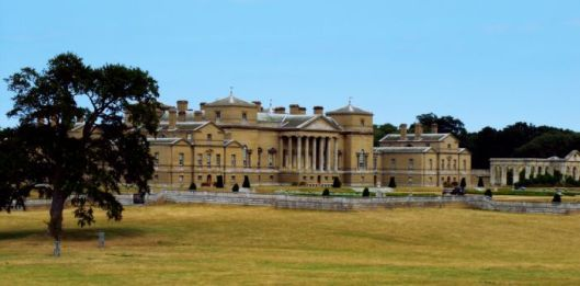 Holkham Hall, Norfolk.  Image by James Blakeley