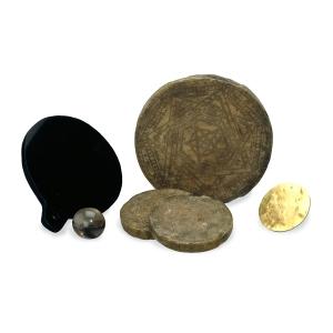 16th Century Magical Paraphanalia; British Museum collection.