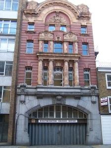 London Metropolis Station Westminster Road. Image by David M Pye, Wikimedia