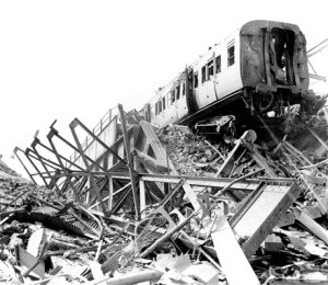 The end of the line for the London Necropolis Railway