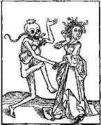 A lively medieval corpse