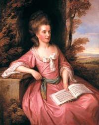 Martha Ray by Nathaniel Dance (1735–1811) [Public domain], via Wikimedia Commons