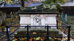 Tomb of John Bunyan