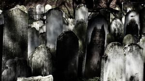 Before cemeteries like Highgate and Brookwood opened in the 19C, it was standing room only in city graveyards.