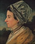 Susannah Wesley, via wikimedia