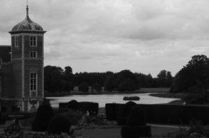 The lake at Blicking - does Anne's ghost search in vain by its shores...? Image by Lenora