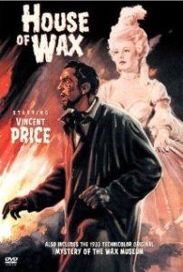 House of Wax starring Vincent Price, directed by Andre de Toth 1953