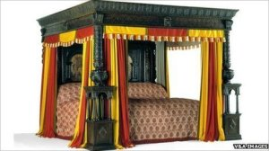 The Great Bed at V&A Museum ©V&A Images