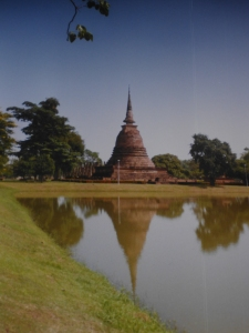 Sukhothai Historic Park, Thailand, image by Lenora