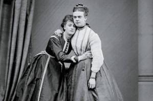 Sisters:  Fanny and Stella