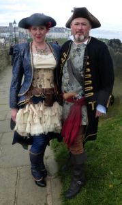 Steampunk Piratical types
