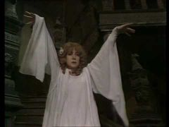 The White Lady from The Ghosts of Motley Hall. ITV 1976-1978.