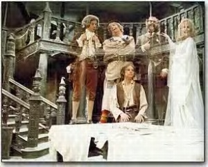 The Ghosts of Motley Hall. ITV 1976-1978.