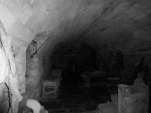 The Dungeon at Chillingham Castle