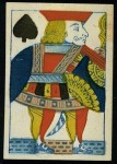 Knave of Spades. V&A collection.
