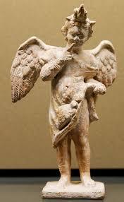 Harpocrates. Image via wikimedia.