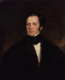 Frederick Marryat by John Simpson. Source Wikimedia.