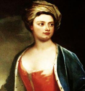 Lady Dorothy Townsend nee Walpole.